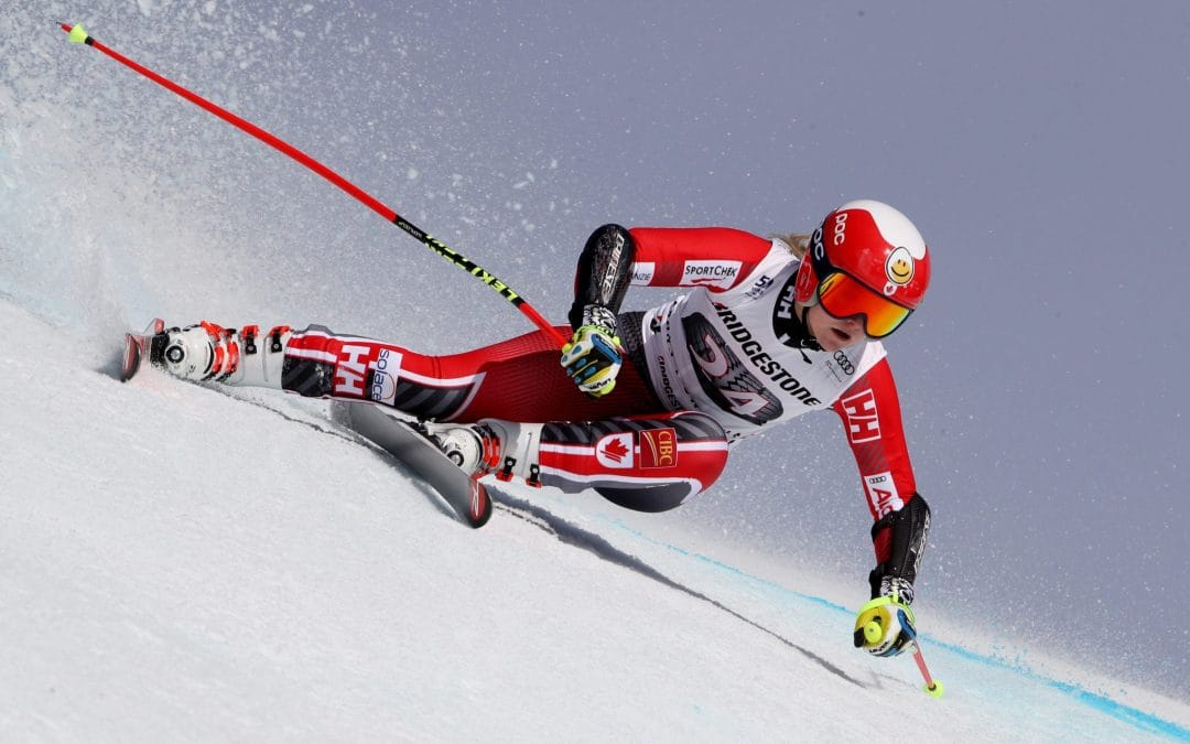 Valérie Grenier – 2016 Junior World Downhill Ski Champion
