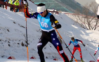Ian Torchia – USA National Cross Country Ski Team Member