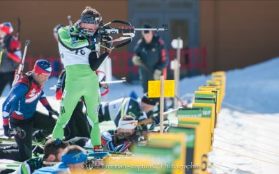 Michael Gibson – Team USA Biathlon