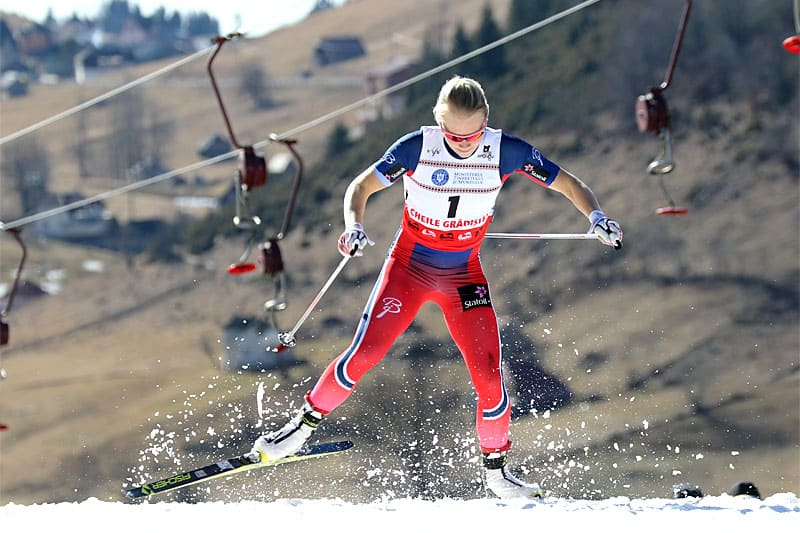 Amalie Ous – 2016 Cross Country Ski Junior World Champion