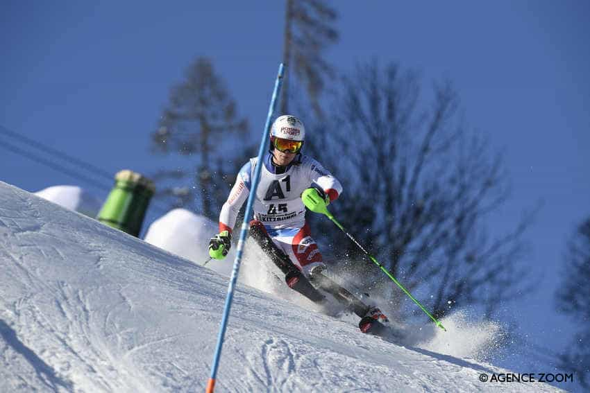 Sandro Simonet – Alpine Skiing Youth Olympic Champion