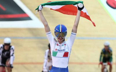 Martina Fidanza – 2x Track Cycling World Champion