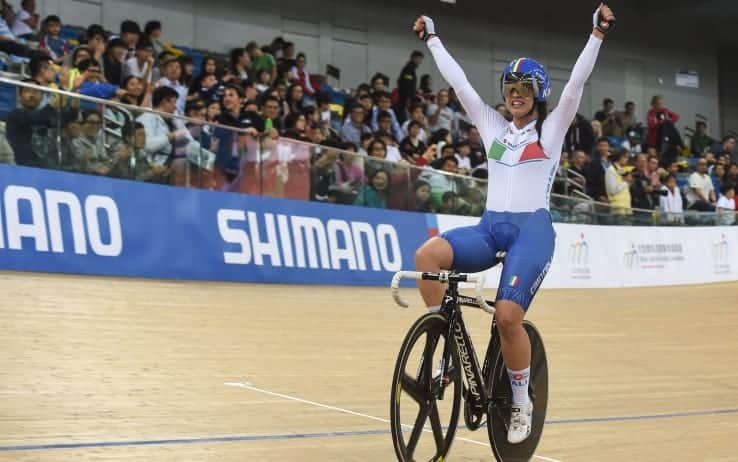 Rachele Barbieri – Track Cycling World Champion