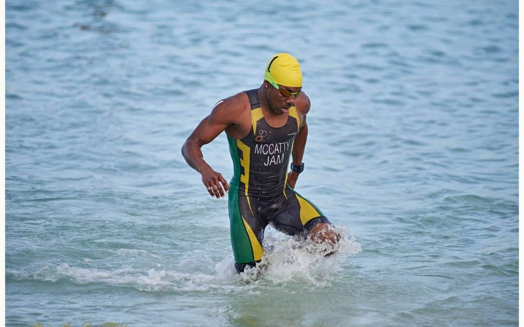 Phillip McCatty – 3x Jamaican Triathlete of the Year