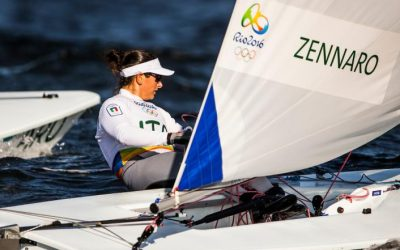 Silvia Zennaro – Sailing World Champion and Rio Olympian