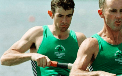 Gearoid Towey – World Champion Rower