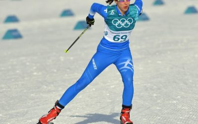 Maria Ntanou – Olympic XC Skier from Greece