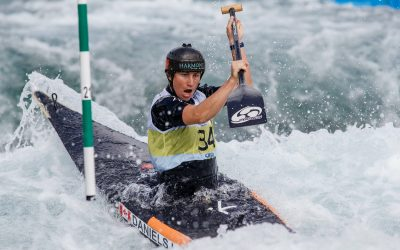 Haley Daniels – Canadian Canoe Slalom National Team