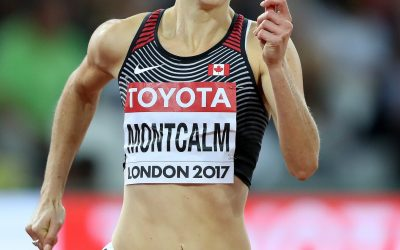 Noelle Montcalm – Track and Field
