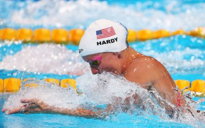 Jessica Hardy Meichtry- Olympic Gold Medalist Swimmer